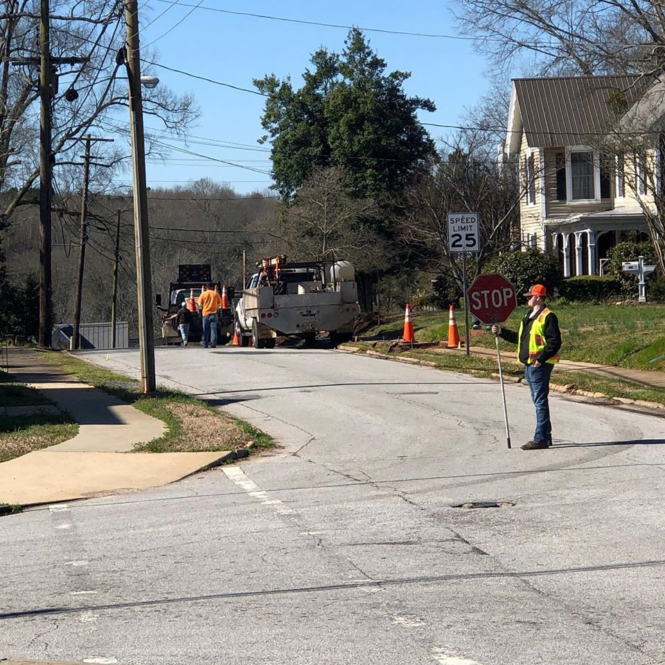 Pinckney Sidewalk Improvements