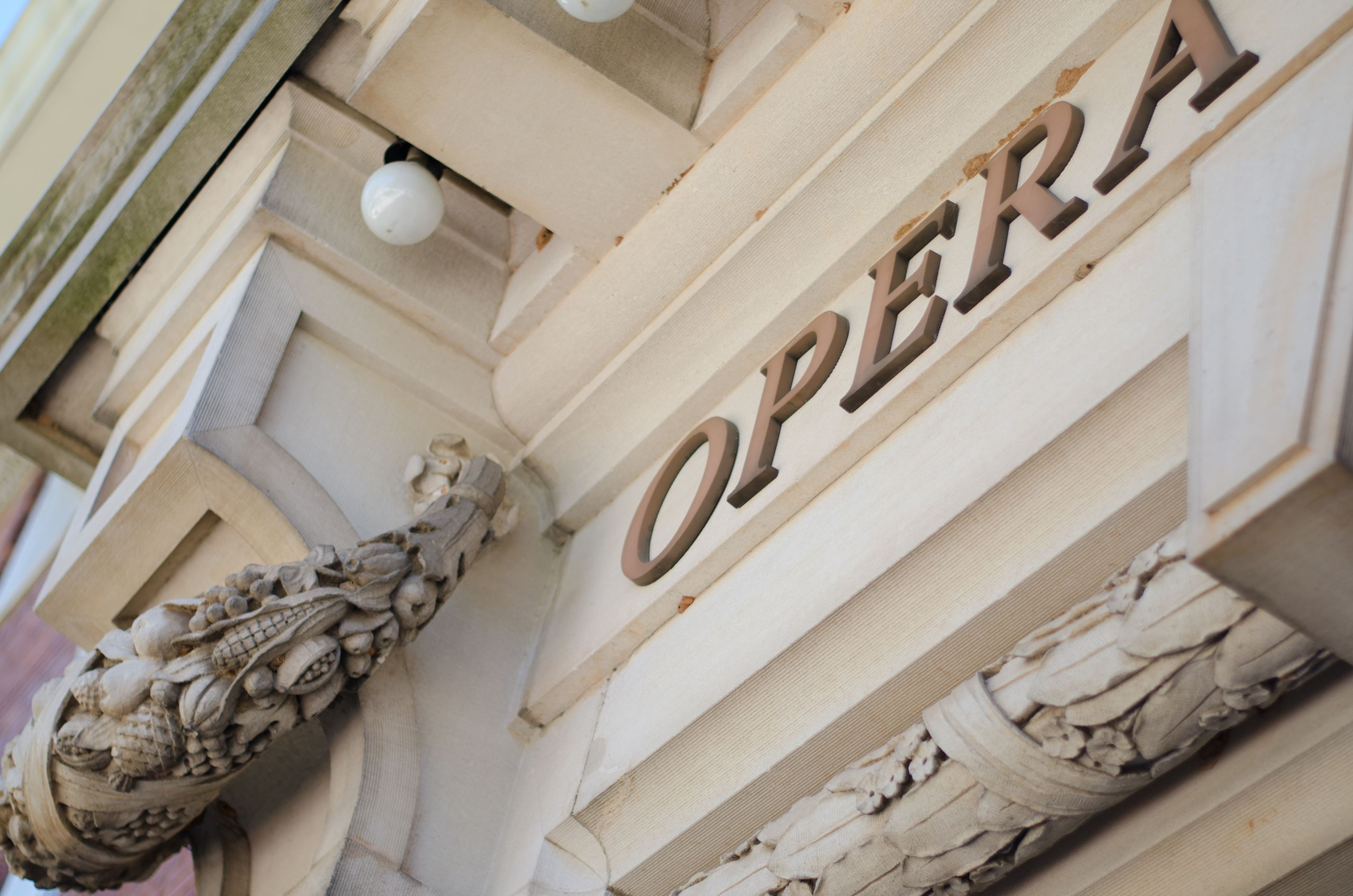 Image of Opera House Exterior