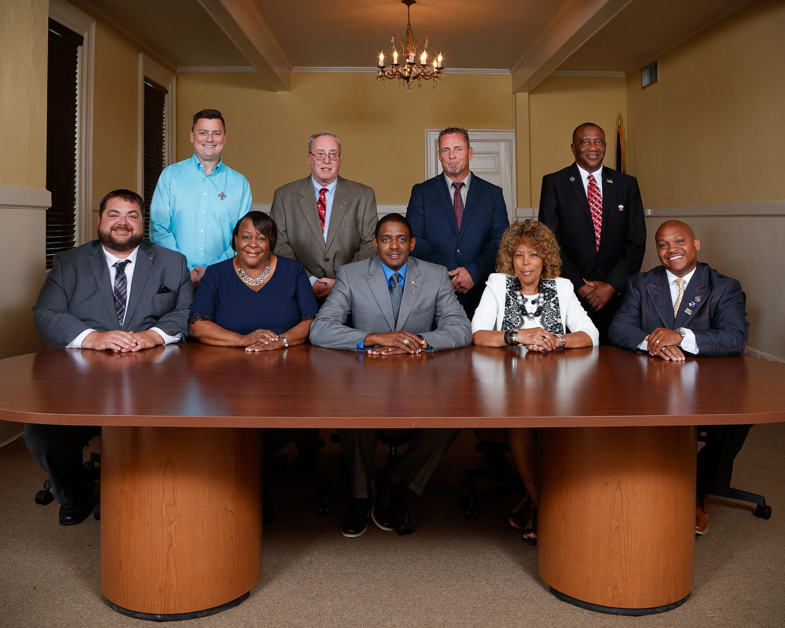Abbeville City Council 2019