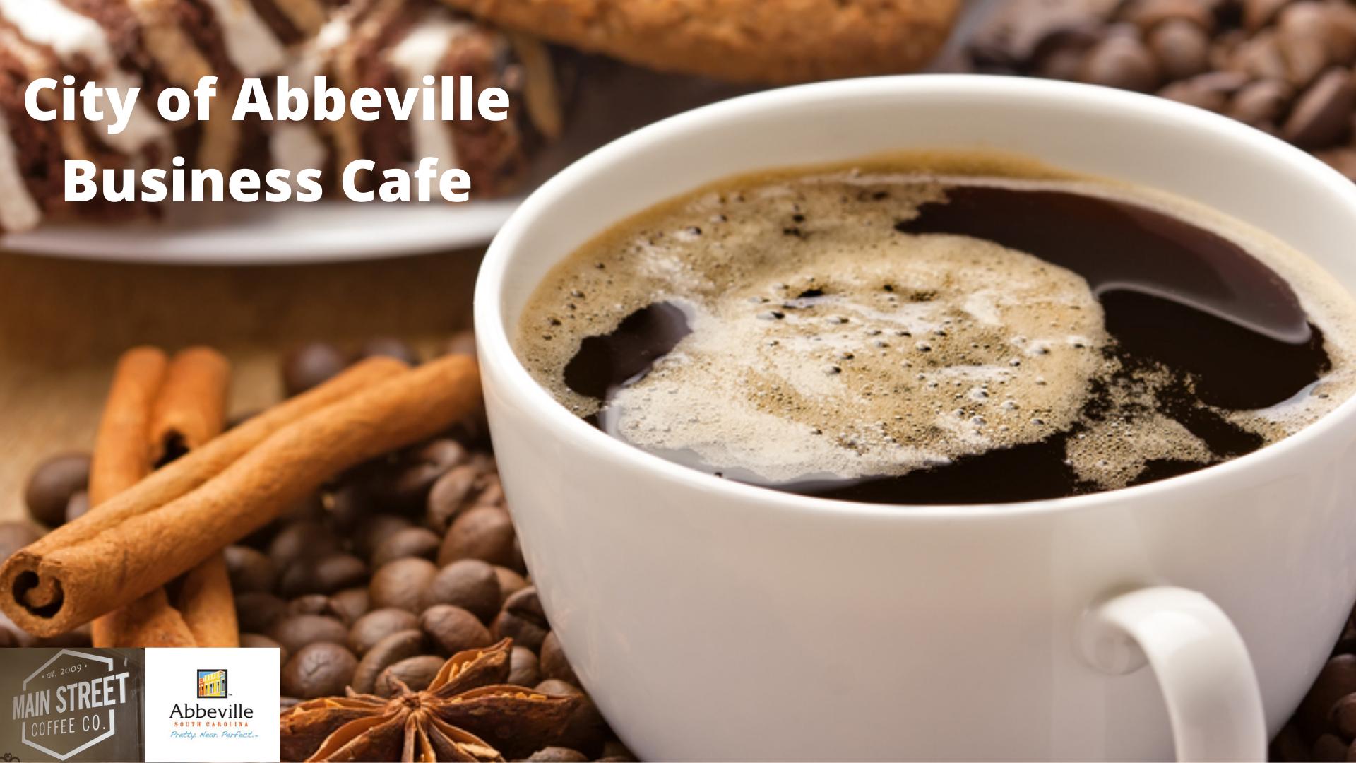 City of Abbeville Business Cafe